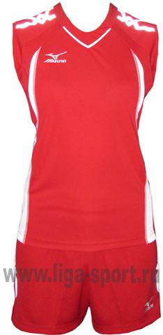 Форма волейбольная женская Mizuno Dryscience ZW59HV 980-Z59RW 801(62)