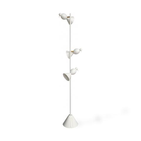Напольный светильник копия Alouette by Atelier Areti (белый)