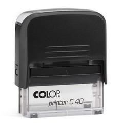 Оснастка для штампов автоматическая Colop Pr. C40 23x59 мм