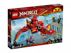 Lego konstruktor Ninjago Kai Fighter