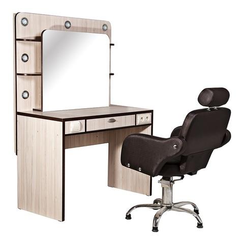 Стол с зеркалом для визажа - БОЛЕРО