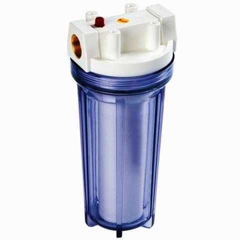 Фильтр механической очистки Raifil PS891C1-W12-PR-BN на холодной воды.