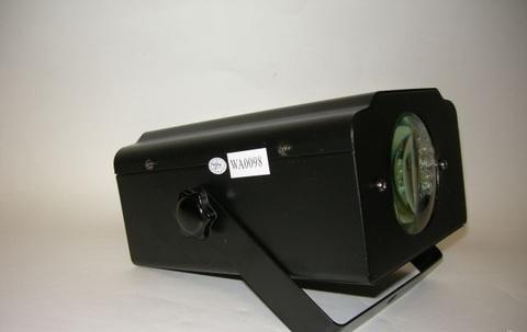 Светодиодная прожекторная установка RGB, AC220V на кронштейне WA0098