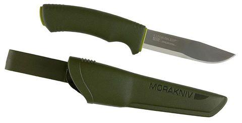 Нож перочинный Mora Bushcraft Forest (12356) темно-зеленый