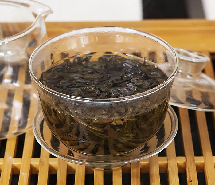 TEA-CH128 Китайский чай «Восемь Бессмертных» (Ба Сянь Доу Сян, 50 гр) фото 10