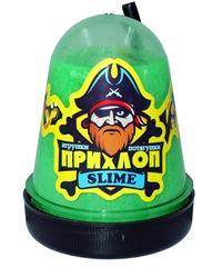 Слайм Прихлоп Перламуровый Зеленый