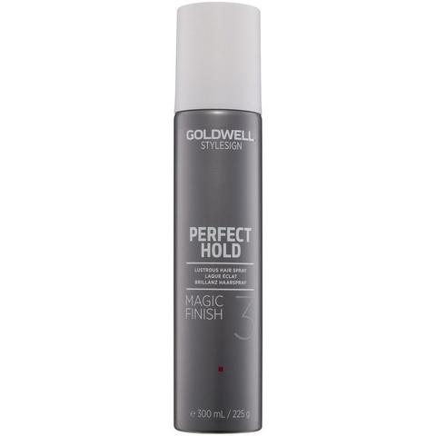 Спрей бриллиантовый для волос, Goldwell Perfect Hold Magic Finish 3, 300 мл.