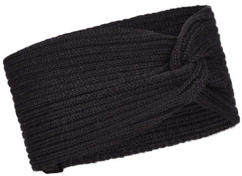 Вязаная повязка на голову Buff Headband Knitted Norval Graphite фото 1
