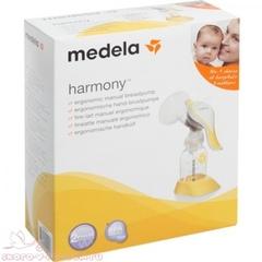 Medela. Молокоотсос ручной двухфазный Harmony без соски