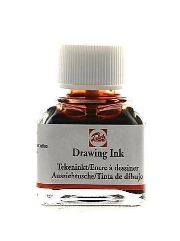 Тушь DRAWING INK банка 11 мл цв.№234, сиена натуральная