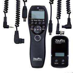 Беспроводной интервальный пульт YouPro YP-870 для фотоаппарата