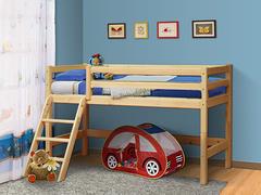 Кровать Мезонин 75