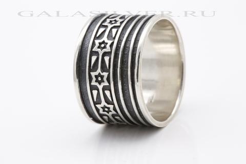 Кольцо из серебра 925