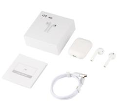 Беспроводные наушники i10 TWS Wireless + Чехол