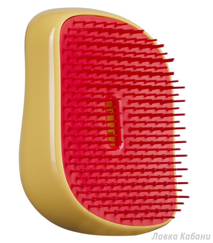 Расческа Tangle Teezer Compact Styler Minnie Mouse Sunshine Yellow
