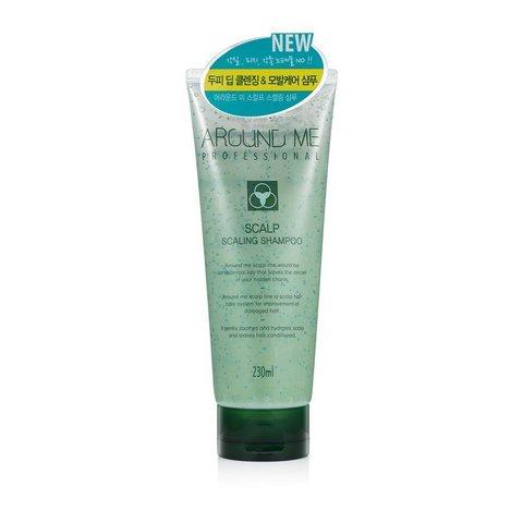 ВЛК Around Me S Шампунь для волос (скраб отшелушивающий) Around Me Scalp Scaling Shampoo 230мл