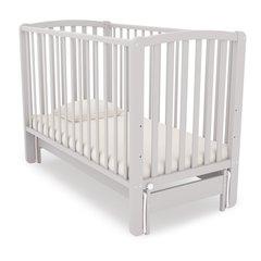 Кровать детская Бьянка белая ночь