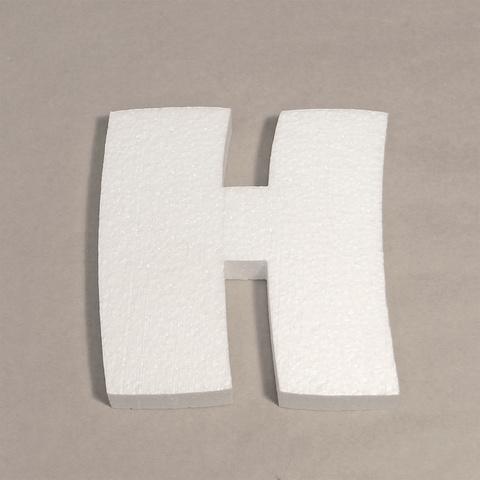 Объёмные буквы из пенопласта