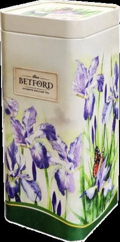 Чай черный Betford Восточный сад Ирисы подарочный набор, 400 г