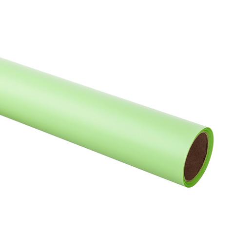 Пленка матовая 60 см на 10 м, цвет: зеленое яблоко