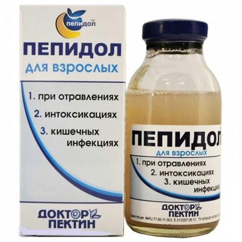Пепидол ПЭГ (5% р-р), 100мл. (Элюсан)