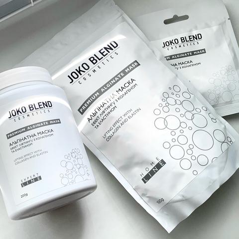 Альгінатна маска ефект ліфтингу з колагеном і еластином Joko Blend 600 г (2)