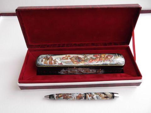 Набор Ручка Parker и шкатулка в подарочном футляре