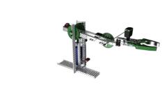 Робототехнический комплект для изучения промышленных робототехнических систем