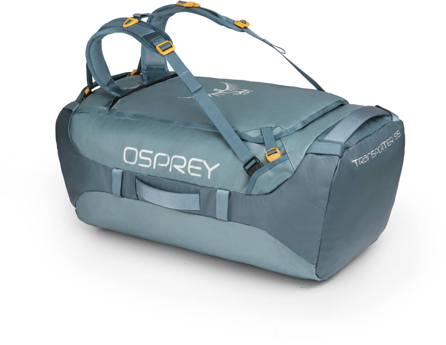 Сумки-рюкзаки Рюкзак-сумка Osprey Transporter 95 Keystone Grey Transporter_95_F17_Side2_Keystone_Grey_web.jpg