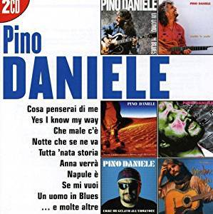 DANIELE, PINO: Pino Daniele