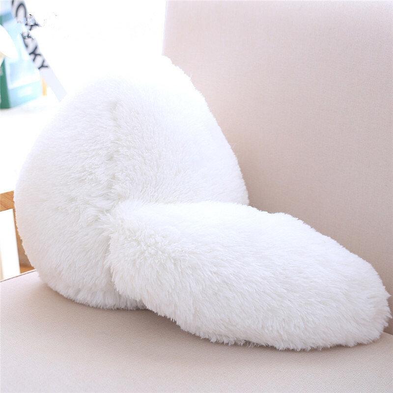 Мягкая игрушка Персидский кот 50 см, белый