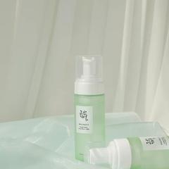 Пузырьковый тонер с эффектом эксфолиации, 150 мл / Beauty Of Joseon Bubble Toner : Green Plum + AHA