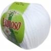 Пряжа Lanoso Laseus 955 (белый)