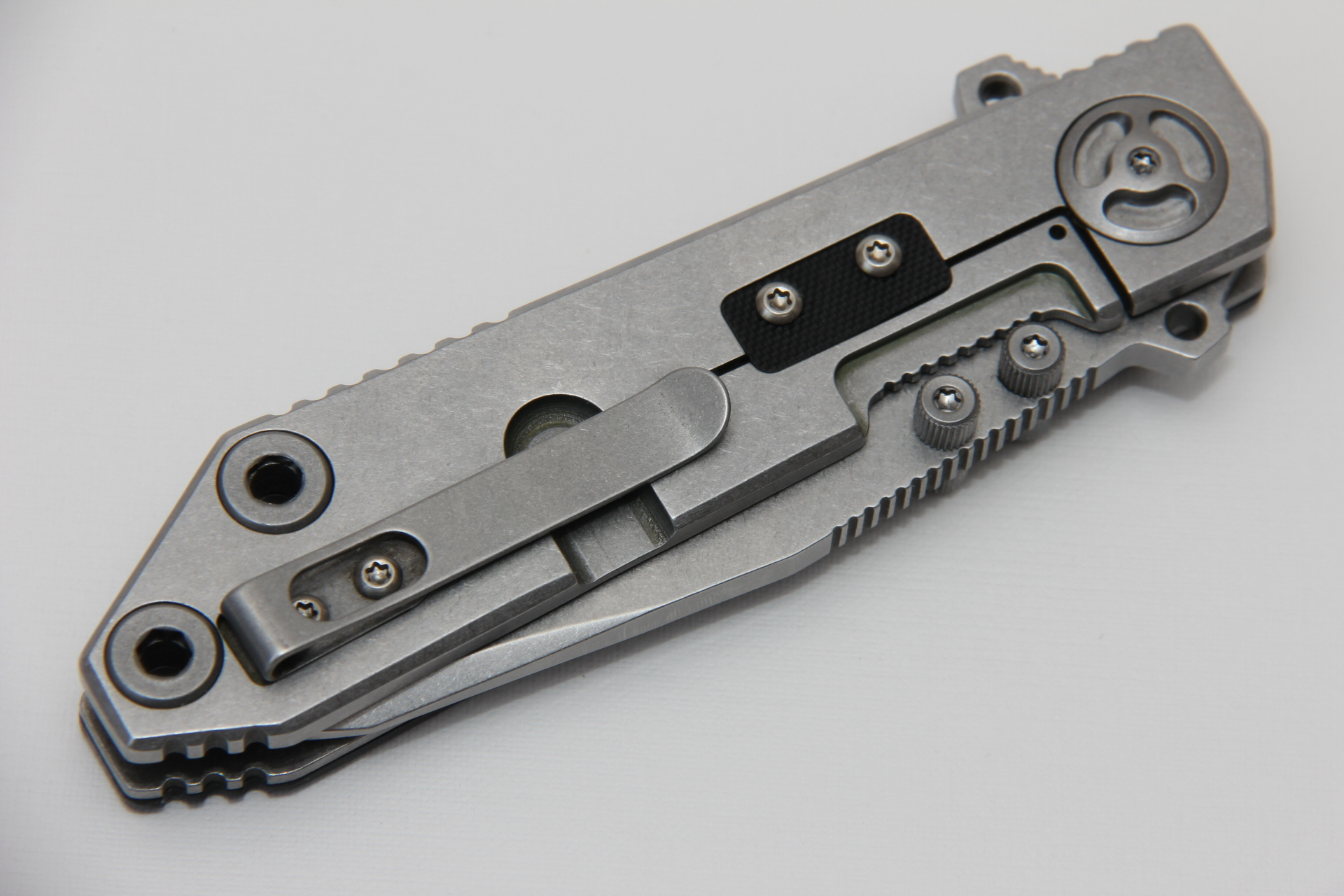 Нож Quartermaster Higgins Tanto QTR8 - фотография