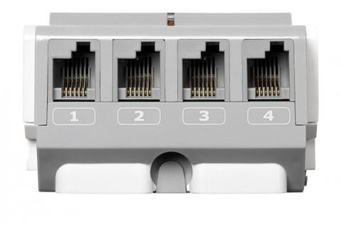 LEGO Education Mindstorms: Микрокомпьютер EV3 45500 — Intelligent Brick — Лего Эдукейшн Образование Майндшторм