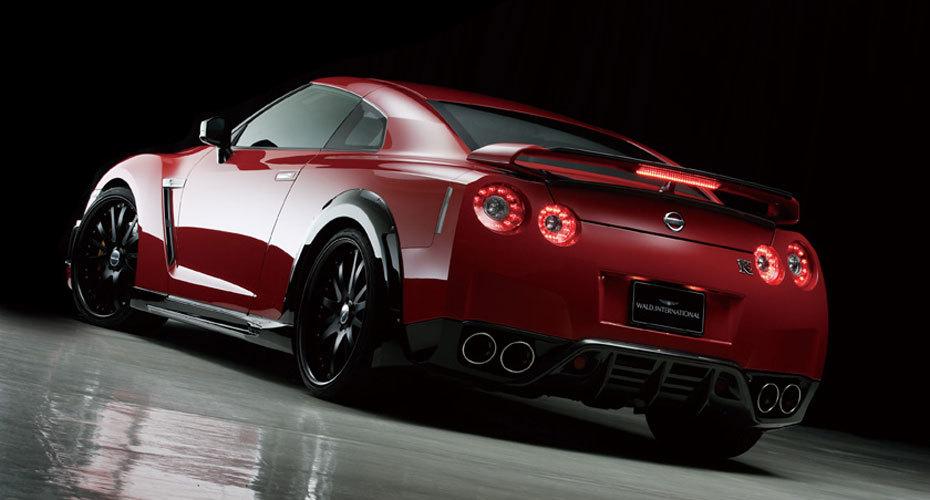 Обвес WALD Black Bison для Nissan GT-R