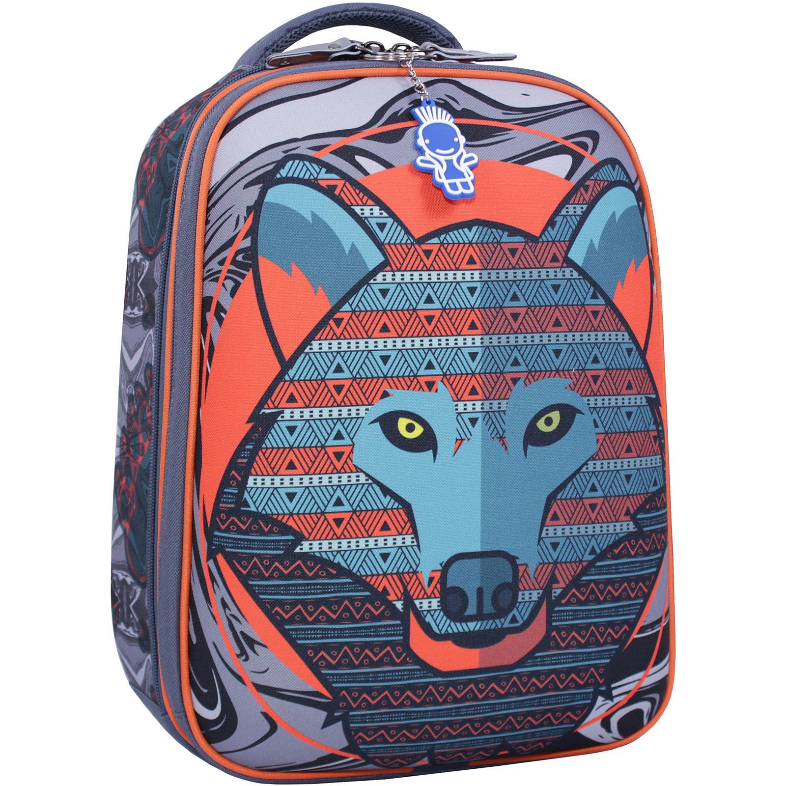 Школьные рюкзаки Рюкзак Bagland Turtle 17 л. сiрий 509 (0013466) IMG_2346_суб.509_.JPG