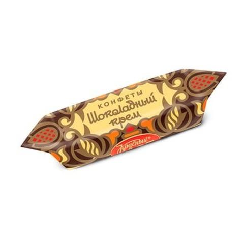 Конфеты Шоколадный крем, Красный Октябрь