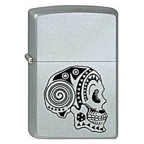 Зажигалка Zippo Tattoo Skull (205)