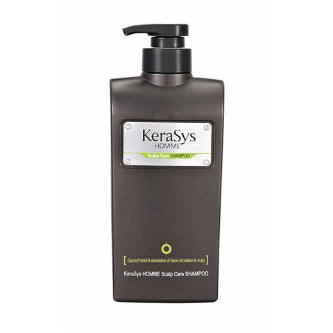 Шампунь для мужчин Aekyung для лечения кожи головы 550 мл