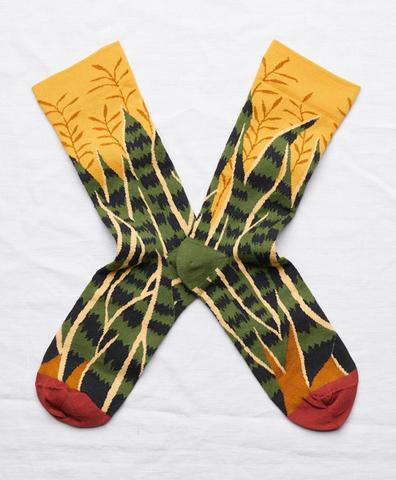 Носки Buttercup Leaf