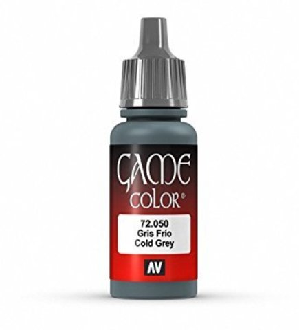 Game Color Cold Grey 17 ml.