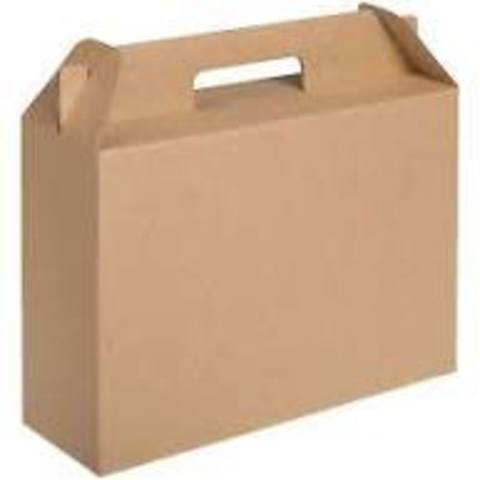 Коробка упаковочна