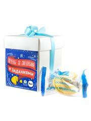 Волшебное печенье с Новогодними фантами 6 шт