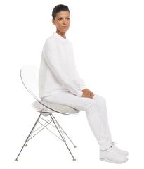 Подушка ортопедическая TRELAX Medica с отверстием на сиденье арт.П06