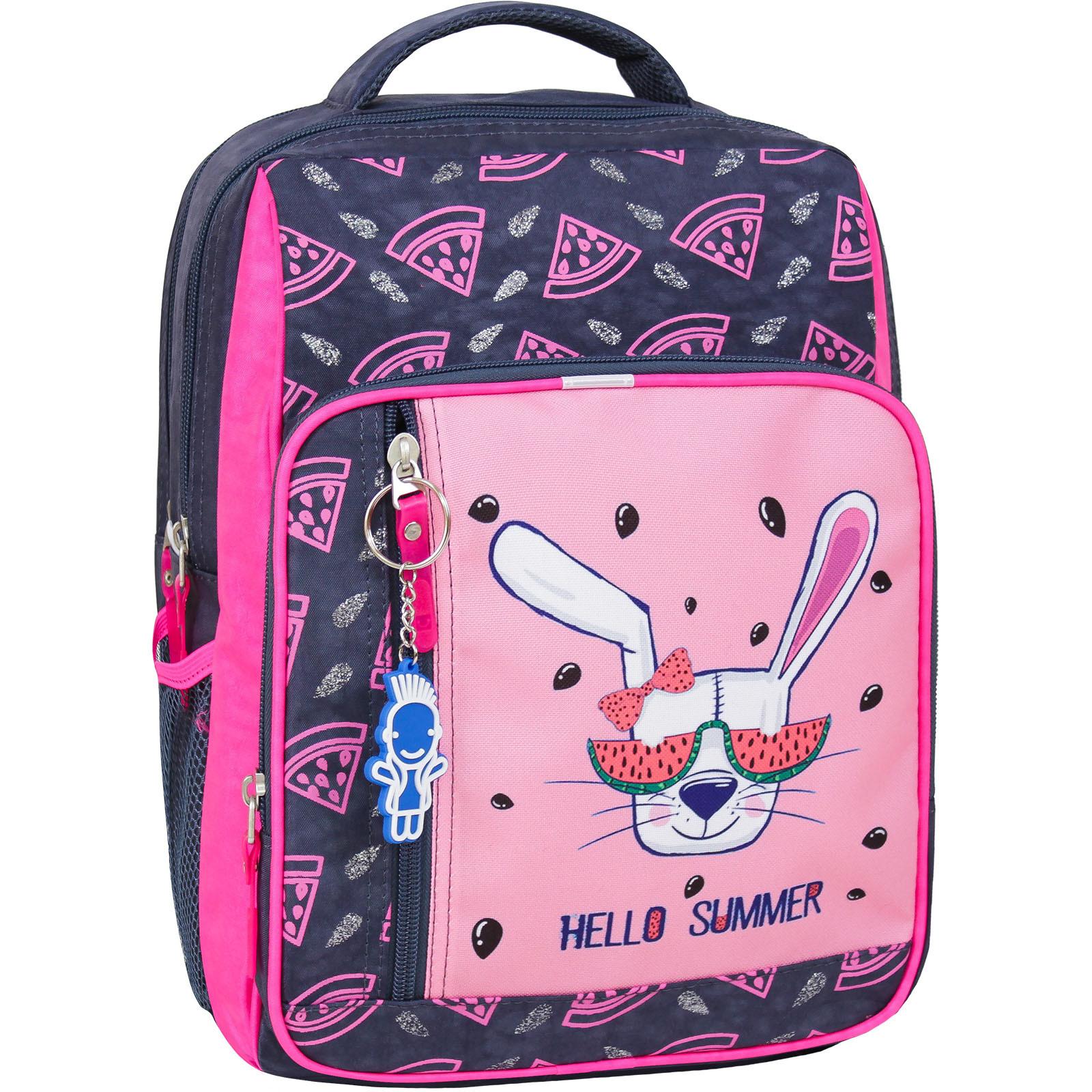 Школьные рюкзаки Рюкзак школьный Bagland Школьник 8 л. 321 серый 204к (00112702) IMG_4853-суб204к.jpg