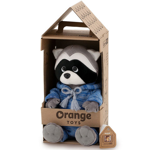 Енотик Дэнни Вязаный сезон (Orange Toys)