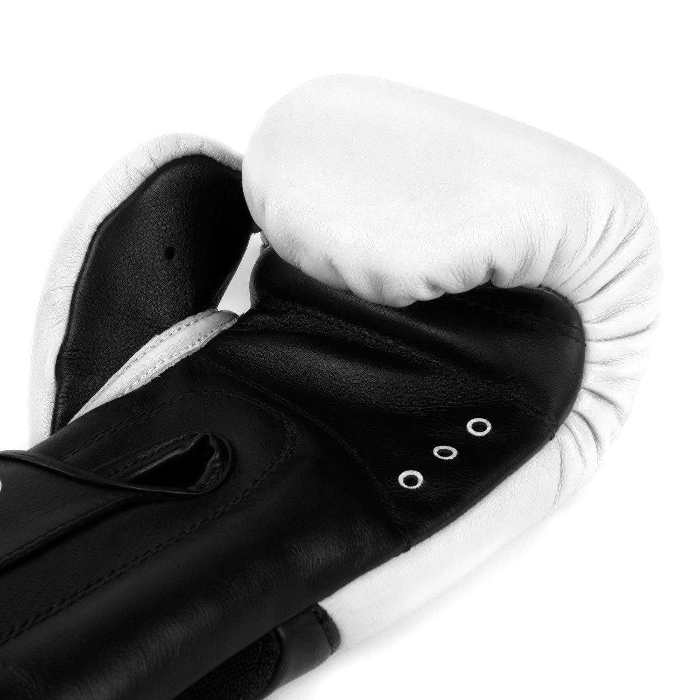 Перчатки Dozen Dual Impact White/Black вентиляция