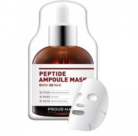 Proud Mary Peptide Ampoule Mask Тканевая маска с пептидами