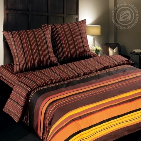 Комплект постельного белья Шоколад DE LUXE